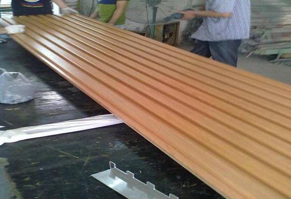 复合铝单板