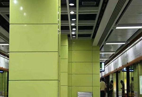 长春室内铝单板幕墙