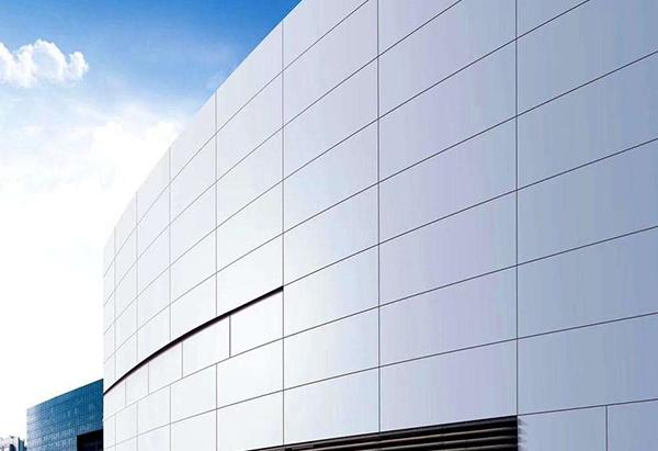 浅析冲孔铝单板安装方法
